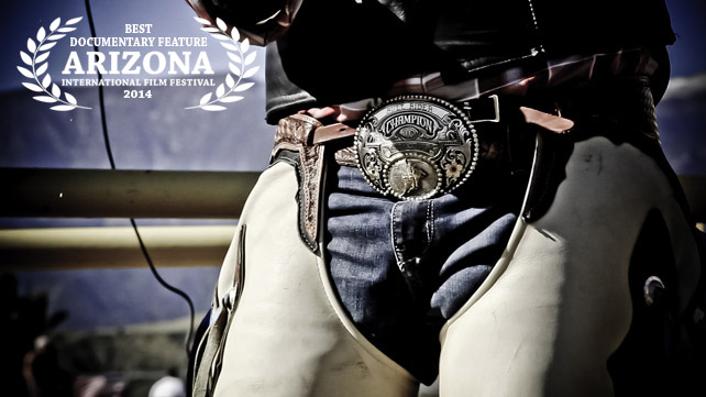 <em>Best Documentary:</em> <b>Queens & Cowboys: A Straight Year on the Gay Rodeo</b>