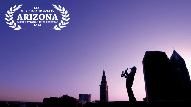 <em>Best Music Documentary:</em> <b>The Sax Man</b>