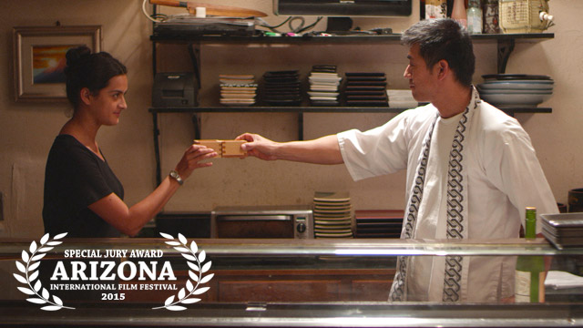 <em>Special Jury Award for Bridging Cultures:</em> East Side Sushi