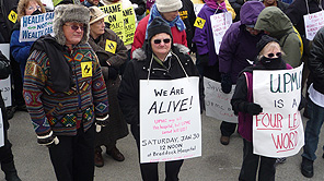 We Are Alive! The Fight to Save Braddock Hospital